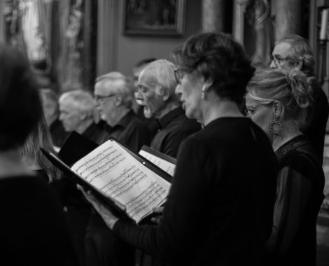 ensemble vocal resonance, choristes