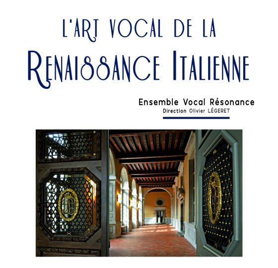sons cd ensemble vocal resonance jaquette
